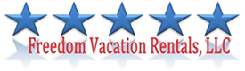 Freedom Vacation Rentals Logo